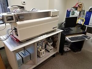 Sciex Api 3000 Lc ms ms Mass Spectrometer W windows Xp Cpu Analyst 1 4 2