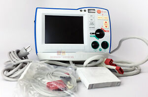 Zoll R Series Als Biphasic Monitor With 3 5 Lead Ecg Aed tested With Warranty