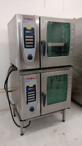 Rational Electric Selfcooking Center Oven Model Scc 61 Electric
