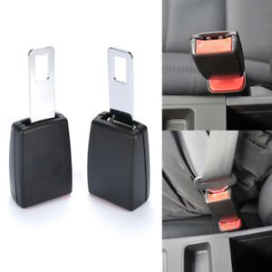 Universal Car Seatbelt Extender Seat Belt Safety 21 21 5mm Extension Pack Of 2