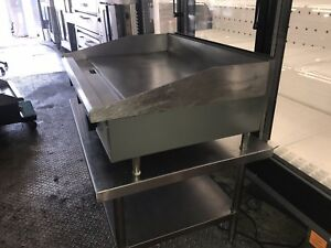Toastmaster 36 Gas Thermosta Griddle