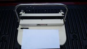 James Burns Eb 32 Manual 3 1 Wire Binder