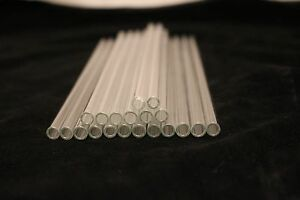 Schott Glass Tubing 20 Pieces Borosilicate Pyrex Tubes 9mm 1 5mmx150mm