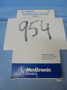 Medtronic Xomed 1516010 Goodemagne splint Large Nasal Septum Splint 5 27 18