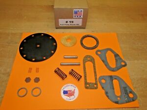 1934 1935 1936 1937 1938 1939 Chrysler Modern Fuel Pump Kit For Today s Fuel Usa