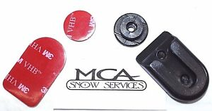 Boss Oem Snow Plow Handheld Controller Mount Kit Msc05058