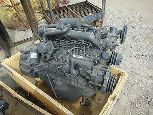 Daewoo Db58 s Diesel Engine Unused Nos Db 58 Mega 300 Loader Excavator