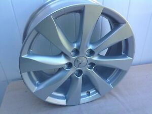 18 Inch Mitsubishi Lancer 2012 2013 2014 Oem Factory Wheel Rim Take Off 98466