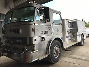 Fire Truck Water Pump Flood Pump Only 44k Miles 1000 Gpm Imperial