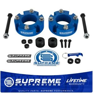 3 Front Lift Kit For 2007 2020 Toyota Tundra 4wd Billet Spacers Diff Drop Kit