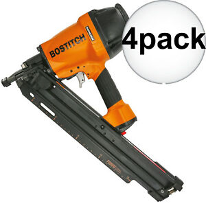 Bostitch F28ww 4pk 2 To 3 1 2 28 Deg Industrial Framing Nailer New