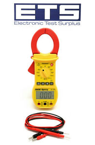 Ideal Sperry 61 724 Digisnap Clamp Dmm Multimeter