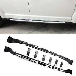 For Dodge Journey 2013 2016 2pcs Suv Parts Running Boards Foot Pedal Nerf Bars