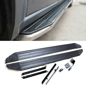 For Dodge Journey 2013 2016 Side Step Running Boards No Drilling Durable Use