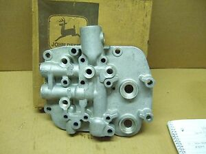 New John Deere Clutch Regulator Valve R57743 4030 4230 4430 4630 4240 4440 4640
