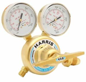Harris Model 450 50 510p Propane Lpg 450 Series Regulator 3002495