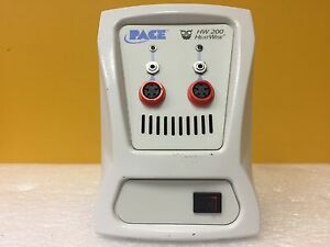 Pace Hw200 7008 0255 01 150 W 500 To 850 F Dual Soldering Station Tested