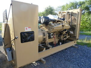 1000kw Cummins Generator With Enclosure D1000fr24 Wa52162760305 43 Hours Only