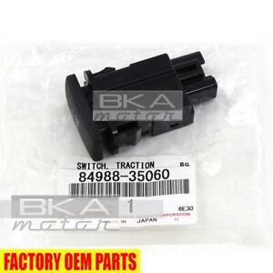 New Genuine Oem Toyota 07 14 Fj Cruiser Traction Control Switch 84988 35060