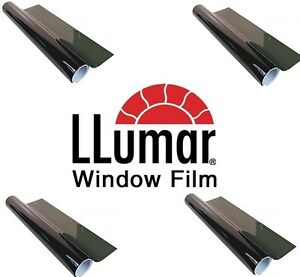 Llumar Ctx Nano Ceramic 50 Vlt 20 X 20 Ft Window Tint Roll Film