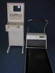 Quinton Stress Test Systems treadmills parts patient Ready warranty Included