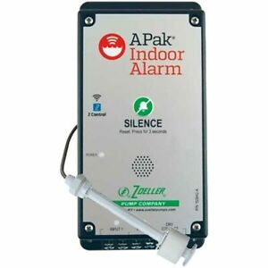 Zoeller 10 4013 Apak reg Z Control reg Wireless Enabled Water Alarm W Reed