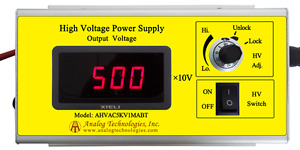 High Voltage Power Supply Low Cost Ahvac5kv1mabt Us From Usa