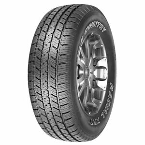 Multi mile Wild Country Radial Xrt Ii All season Radial Tire 215 75r15 100s