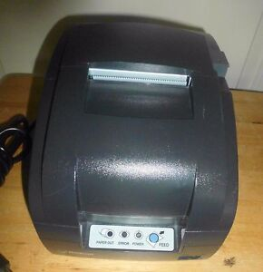 Samsung Bixolon Model Pr10602 Pos Kitchen Printer P n 275iicg rdu Serial Port