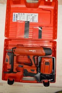 Hilti Bx 3 me Battery Actuated Fastening Tool Brand New