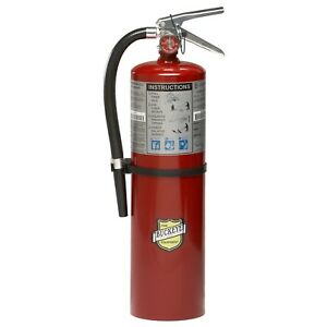 Buckeye 11340 Abc Multipurpose Dry Chemical Hand Held Fire Extinguisher With