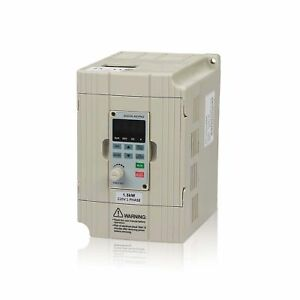 Lapond Vfd Drive Vfd Inverter Professional Variable Frequency Drive 1 5kw 2hp 22