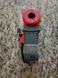 Aemc Instruments Clamp on Ground Resistance Tester Model 3711
