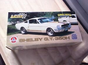 66 Mustang Shelby Gt 350h Lane Die Cast
