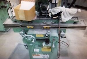 Cincinnati Tool Cutter Grinder Harig Air Flo Fixture End Mill Sharpener