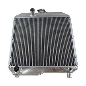 Sba310100291 Sba310100440 Tractor Radiator For Ford New Holland 1510 1710 D2