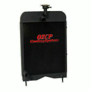 194275m93 Tractor Radiator For Massey Ferguson 20 35 135 Uk 148 203 205 2135 Hot