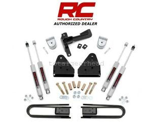 2008 2010 Ford F 250 F 350 Super Duty 4wd 3 Rough Country Lift Kit 516 20