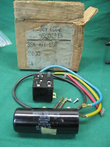Nos Air Conditioner Ac Start Kit 88 108 Mfd 250 Vac 60 Cps 950023 15 New