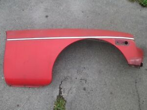 Mg Mgb Front Fender Right