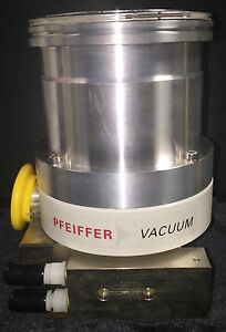 1 1 Pfeiffer Turbo Pump Tmh 261