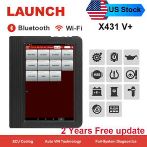 Launch X431 Creader V Obd2 Obdii Bt Auto Code Reader Diagnostic Scanner Tools