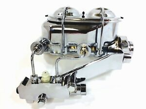 1967 1976 Gm Corvette Chevy Power Brakes Master Cylinder Proportioning Valve Kit