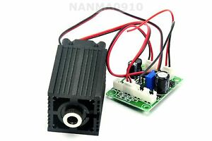 Focusable 200mw 980nm Infrared Ir Laser Line Module 12v Fan Cooling Long Work