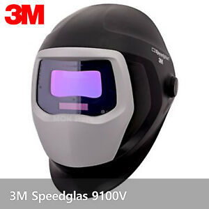 3m Speedglas 9100v Variable Welding Helmet 3m Speedglas 9100v Black