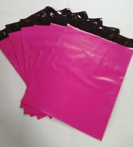 250 24x24 Pink Poly Mailers Envelopes Bags 24 X 24 2 5mil The Boxery