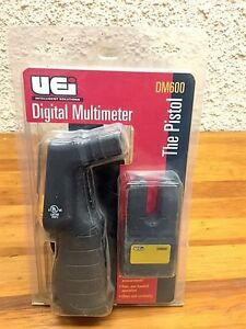 Uei Dm600 Dm 600 the Pistol Digital Multimeter New In Package