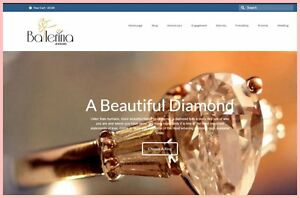 Diamond Rings Website upto 461 00 A Sale free Domain free Hosting free Traffic