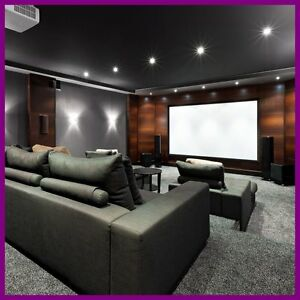 Home Theater Cinema Website Business For Sale free Domain hosting traffic