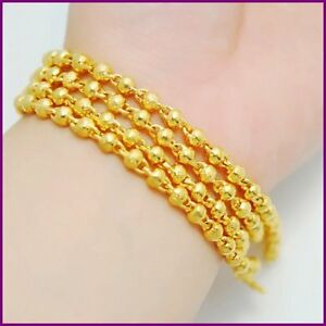 Fully Stocked Gold Jewelry Website Business free Domain hosting traffic